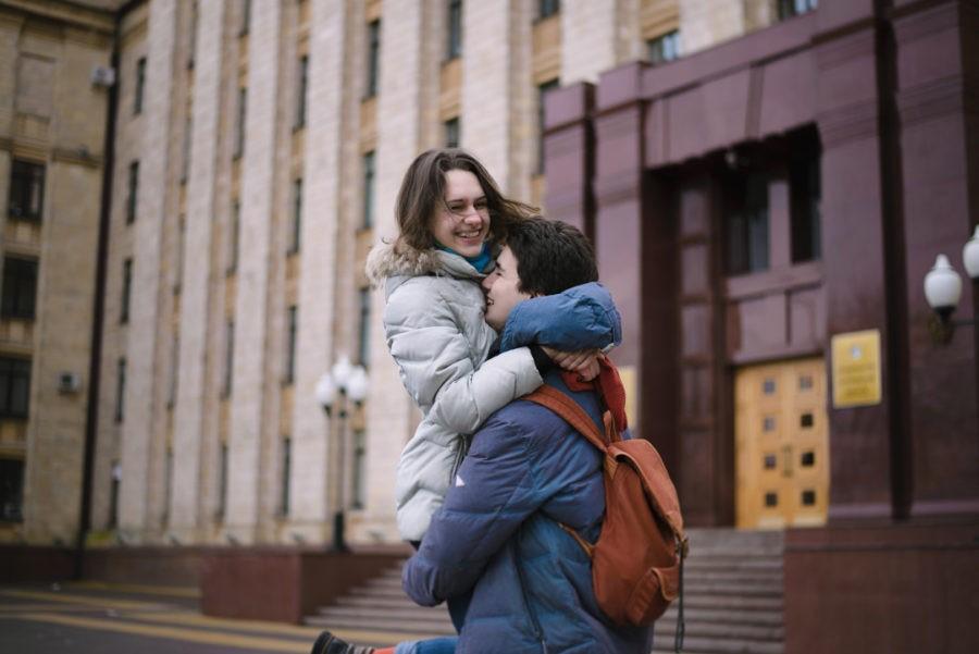 Love story Давид и Настя. с. WedHistory