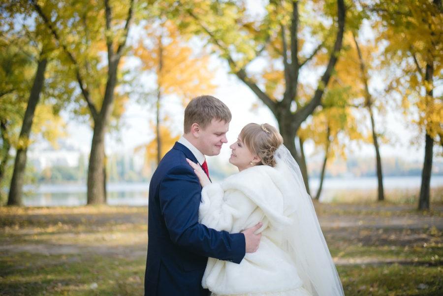 Свадебная фотосъемка Сергей и Анастасия