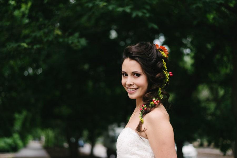 Свадебная фотосессия в Воронеже