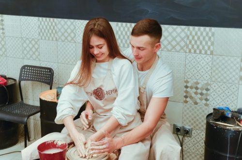 Мастер класс по гончарному мастерству в Воронеже