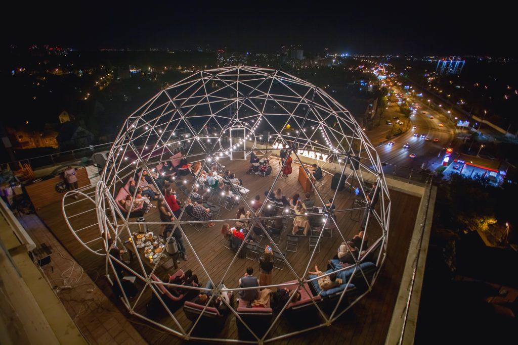 Свидания в большой куполе Воронеж