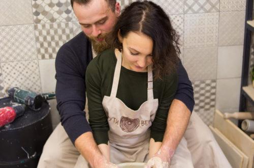 Мастер-класс по гончарному мастерству для двоих